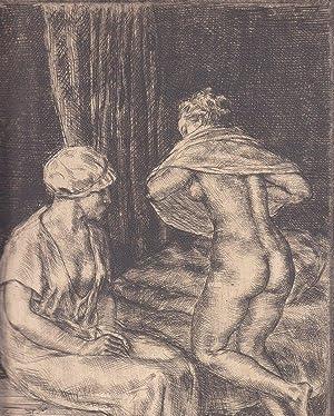 """Zimmerkammeradin"""", um 1935.: Sterrer, Karl."""