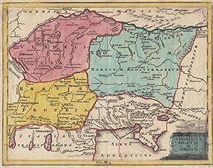 "Vindelicia, Rhaetia et Noricum"".: Weigel, Christoph)"