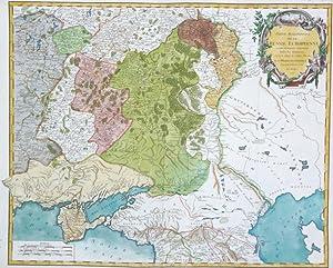 """Partie Méridionale de la Russie Européenne"""".: Robert de Vaugondy, (Didier)."""