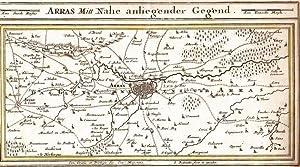 """""""Arras mit Nahe anliegender Gegend"""".: Bodenehr, G."""