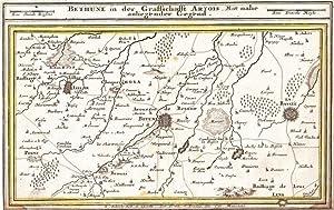 """""""Bethune in der Graffschaft Artois, Mit nahe anliegender Gegend"""".: Bodenehr, G."""