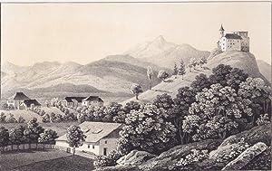 "Heumburg"" (Haimburg bei Völkermarkt)."