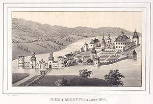 "Maria Loretto im Jahre 1688""."