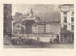 """Der Hauptwachplatz""""."""