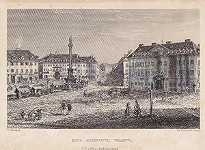 """Der Jakomini – Platz""""."""