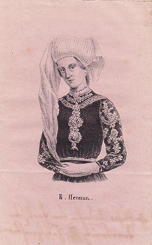"""B. Hemma"""".: Hemma von Gurk – Porträt)"""