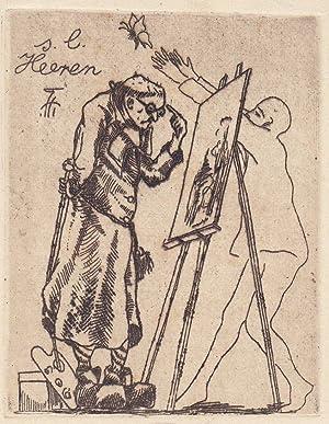 """s. l. Heeren"""".: Steinecke, Walter."""