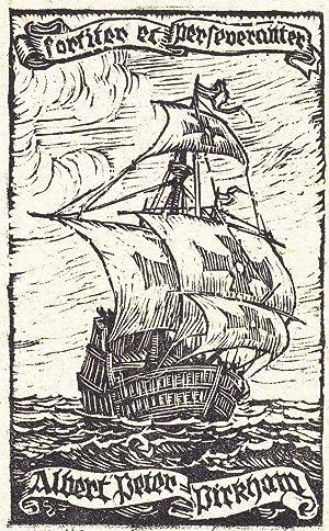 "Fortiter et perseveranter. Albert Peter-Pirkham"": Lobisser, Switbert."