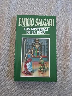 Los misterios de la India: Salgari. Emilio
