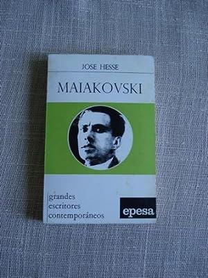 Maiakovski: Hesse, José