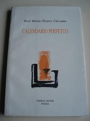 Calendario perpetuo: Álvarez Cáccamo, Xosé