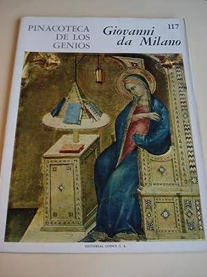Giovanni da Milano. Pinacoteca de los genios,: Castelfranchi-Vegas, Liana 16