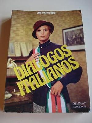 Diálogos italianos. Entrevistas a 35 personajes italianos: Pancorbo, Luis Fotografías