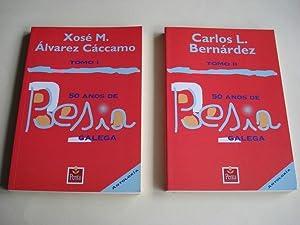 50 anos de poesía Galega. Antoloxía. 2: Álvarez Cáccamo, Xosé