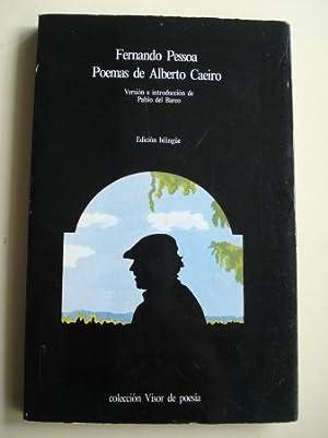Poemas de Alberto Caeiro (Edición bilingüe): Pessoa, Fernando