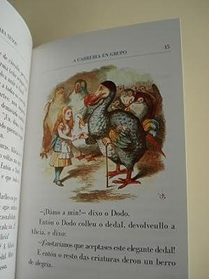 Alicia para nenos: Carroll, Lewis Ilustrado