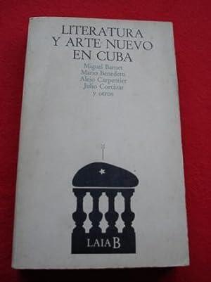 Literatura y Arte Nuevo en Cuba: Varios autores