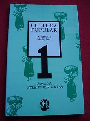 Cultura Popular. Manuais do Museo do pobo: Mariño Ferro, Xosé