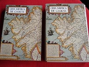 Guía náutica de Galicia. LIBRO + ESTOXO: Varios autores