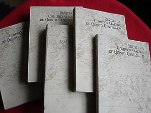 REVISTA DA COMISIÓN GALEGA DO QUINTO CENTENARIO,: Varios autores