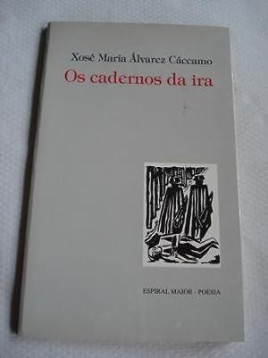 Os cadernos da ira: Álvarez Cáccamo, Xosé