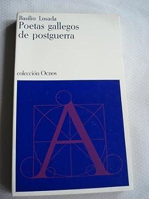 Poetas gallegos de postguerra: Losada, Basilio