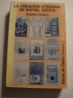 La creación literaria de Rafael dieste: Irizarry, Estelle .