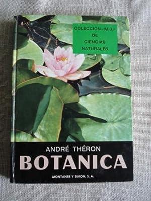 Botánica: Théron, André