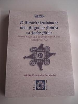 O mosteiro feminino de San Miguel de: Fernández Fernández, Adolfo
