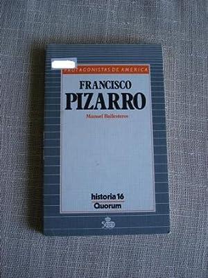 Francisco Pizarro: Ballesteros, Manuel