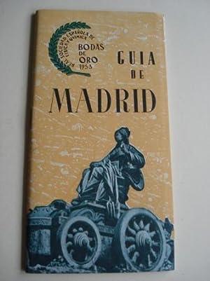 Guía de Madrid. Real Sociedad Española de: Anónimo Fotografías en