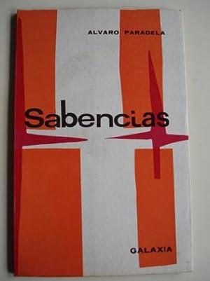 Sabencias. Cuadernos de Amaro Orzán: Paradela, Álvaro