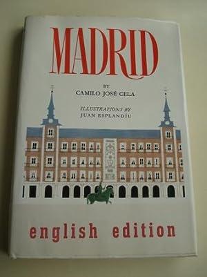 Madrid (English edition). Calidoscopio callejero, marítimo y: Cela, Camilo José