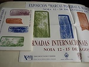 Actas das Xornadas Internacionais de Gliptografía. Libro: Varios autores Ilustrado