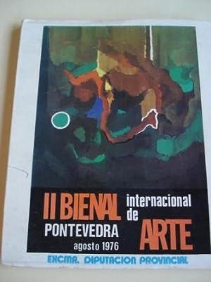 II BIENAL INTERNACIONAL DE ARTE. Pontevedra, agosto,: Varios autores Fotografías