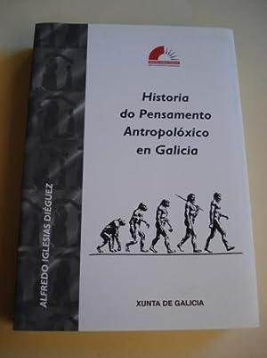 Historia do Pensamento Antropolóxico en Galicia. O: Iglesias Diéguez, Alfredo
