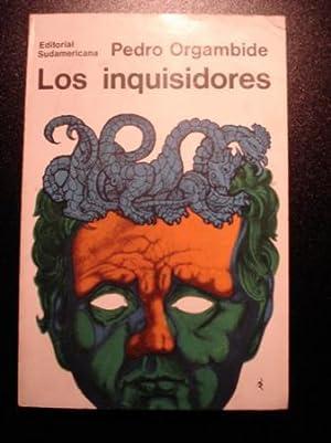 Los inquisidores: Orgambide, Pedro