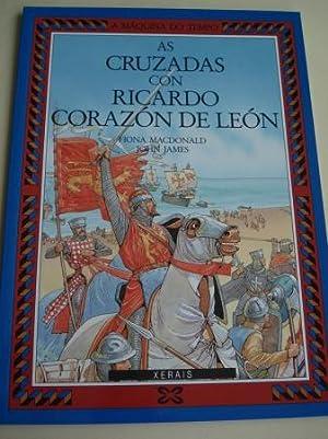 As cruzadas con Ricardo Corazón de León: Macdonald, Fiona e
