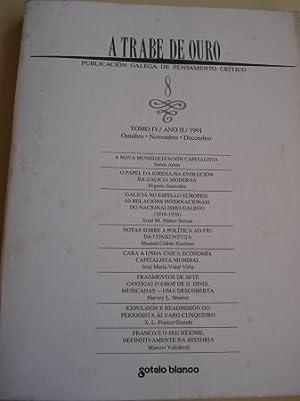 A TRABE DE OURO. PUBLICACIÓN GALEGA DE: Varios autores