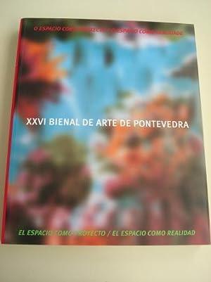 XXVI BIENAL DE ARTE DE PONTEVEDRA. El: Varios autores Fotografías