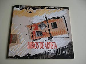 Libros de artista. Católogo de exposición Sala: Varios autores Fotos