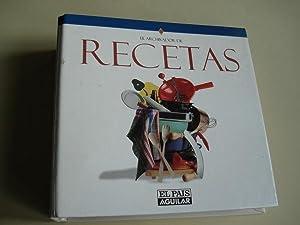 El archivador de recetas El País-Aguilar. 104: Varios autores Ilustrado
