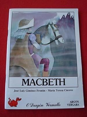Macbeth (Ilustrado por Mª Teresa Cáceres): Giménez-Frontín, José Luis