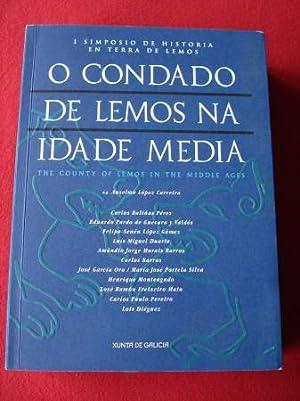 O Condado de Lemos na Idade Media.: López Carreira, Anselmo