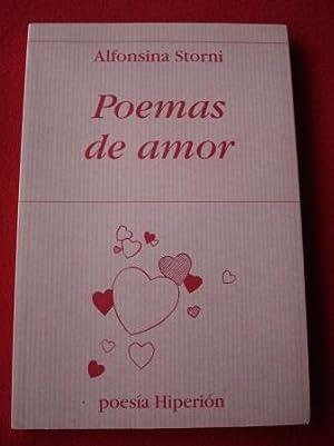 Alfonsina Storni Poemas Amor Libros Iberlibro