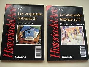Las vanguardias históricas Volúmenes 1 y 2.: Arnaldo, Javier /