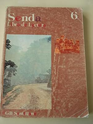 SENDA 6. Libro de lectura. EGB (Edición: Varios autores Profusamente