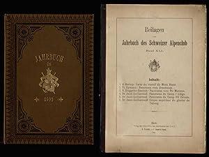 Jahrbuch des Schweizer Alpenclub. 41. Jahrgang. 1905 bis 1906.: SAC