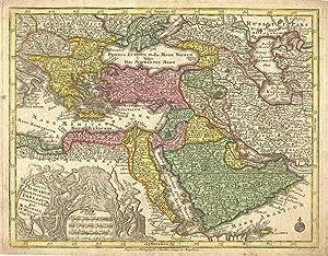 Magni Turcarum Dominatoris Imperium.: Naher u. Mittlerer Osten