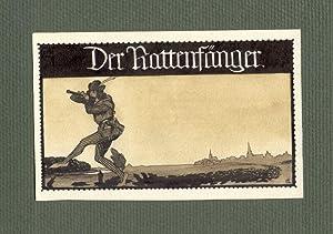 Der Rattenfänger.: Engelbert Lap (1886 - 1970)